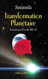 Galabria.be Transformation planétaire. Tome 1 Image