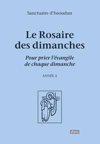 Deedr.fr Le Rosaire des dimanches - Pour prier l'évangile de chaque dimanche, Année A Image