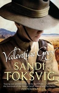 Sandi Toksvig - Valentine Grey.