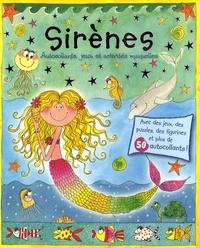 Sandie Gardiner - Sirènes - Autocollants, jeux et activités manuelles.