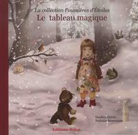 Sandira Quirin et Nathalie Mossmann - Le tableau magique.