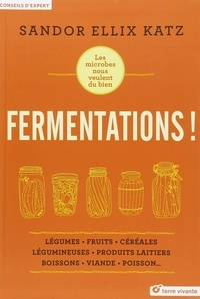 Sandor Ellix Katz - Fermentations !.