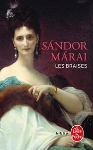 Rapidshare télécharger des livres d'échecs Les Braises par Sándor Márai 9782253933786