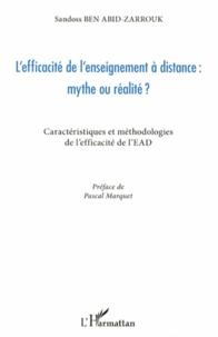 Lefficacité de lenseignement à distance : mythe ou réalité ? - Caractéristiques et méthodologies de lefficacité de lEAD.pdf
