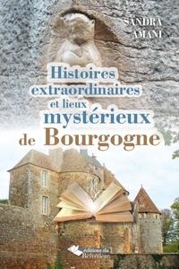 Histoiresdenlire.be Histoires extraordinaires et lieux mystérieux de Bourgogne Image