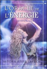 L'oracle de l'énergie- Cartes oracle. Avec 53 cartes - Sandra Anne Taylor |