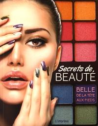 Secrets de beauté - Belle de la tête aux pieds.pdf