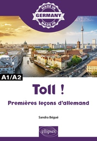 Amazon ec2 book télécharger Toll ! A1/A2  - Premières leçons d'allemand in French ePub