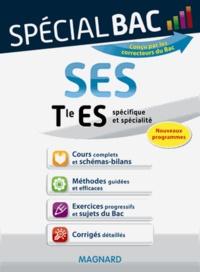 Sandra Beltrame et Sophie Mattern - SES Tle ES spécifique et spécialité.
