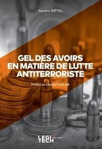Sandra Birtel - Gel des avoirs en matière de lutte antiterroriste.