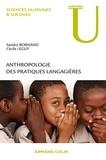 Sandra Bornand et Cécile Leguy - Anthropologie des pratiques langagières.
