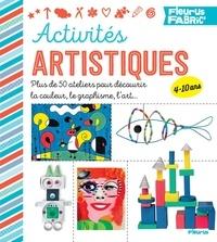 Sandra Boursin et Mayumi Jezewski - Activités artistiques - Plus de 50 ateliers pour découvrir la couleur, le graphisme, l'art….