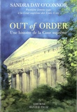 Sandra Day O'Connor - Out of Order - Une histoire de la Cour suprême.