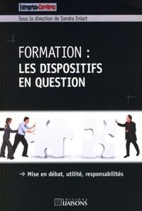 Sandra Enlart - Formation : les dispositifs en question.