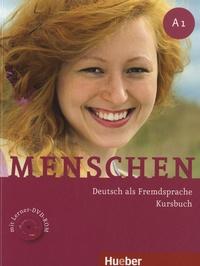 Sandra Evans et Angela Pude - Menschen A1 - Deutsch Als Fremdsprache - Kursbuch. 1 DVD