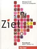 Sandra Evans - Ziel C1 - Deutsch als Fremdsprache - Kursbuch, Band 2, Lektion 7-12.