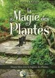 Sandra Kynes - La magie des plantes - Douze mois avec la sagesse des plantes.
