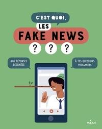 Sandra Laboucarie - C'est quoi, les fake news?.
