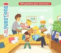 Sandra Laboucarie et Mélanie Roubineau - Qui commande?.