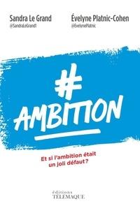 Sandra Le Grand et Evelyne Cohen - #Ambition.