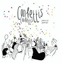 Sandra Le Guen et Marjorie Béal - Confettis confettis.