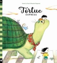 Sandra Le Guen et Maurèen Poignonec - Tortue Express.
