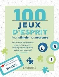 Pda ebook télécharger 100 Jeux d'esprit pour stimuler vos neurones