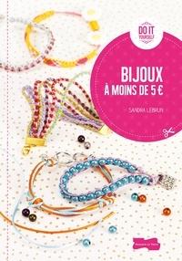 Bijoux à moins de 5 euros - Sandra Lebrun | Showmesound.org