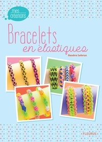 Sandra Lebrun et Laurent Stefano - Bracelets en élastiques.