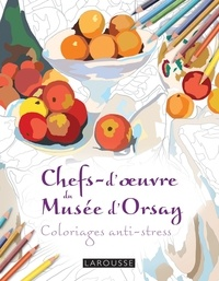 Era-circus.be Chefs d'oeuvres du Musée d'Orsay - Coloriages anti-stress Image