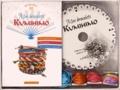 Sandra Lebrun - Coffret Mes bracelets kumihimo - Un livre avec 10 modèles de bracelets ; 4 échevettes de fils de satin orange, rose, turquoise et multicolore ; des fermoirs ; une roue à tisser.