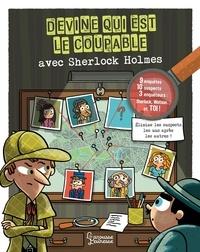 Sandra Lebrun et Loïc Méhée - Devine qui est le coupable avec Sherlock Holmes.