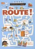 Sandra Lebrun et Patrick Chenot - En route ! - 100 jeux pour le voyage !.
