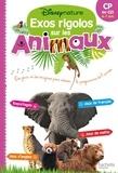 Sandra Lebrun et Loïc Audrain - Exos rigolos sur les animaux du CP au CE1.
