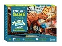 Sandra Lebrun et Loïc Audrain - Jurassique muséum - Aide les visiteurs à échapper aux dinosaures.