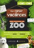 Sandra Lebrun - Mon cahier de vacances Une saison au zoo Du CM1 au CM2.