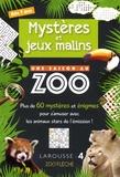Sandra Lebrun - Mysteres et jeux malins Une saison au zoo.