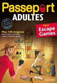Sandra Lebrun et Loïc Audrain - Passeport Adultes Escape Game.