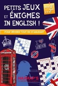 Deedr.fr Petits jeux et énigmes in English! - De la 3e à la 2e Image