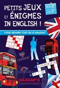 Deedr.fr Petits jeux et enigmes in English! - De la 4e à la 3e Image