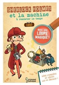 Birrascarampola.it Sherlock Holmes et la machine à remonter le temps - Avec 1 loupe magique Image