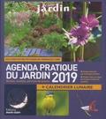 Sandra Lefrançois et Gilles Dubus - Agenda pratique du jardin.
