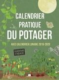 Sandra Lefrançois et Philippe Bonduel - Calendrier pratique du potager - Avec calendrier lunaire.