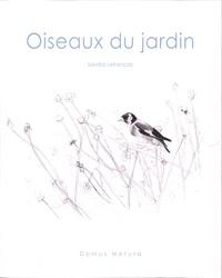 Sandra Lefrançois - Oiseaux du jardin.