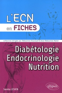 Sandra Lesven - Diabétologie ; Endocrinologie ; Nutrition.
