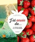 Sandra Mahut - J'ai envie de... - Le livre de cuisine de la future maman.