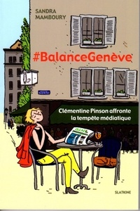 Sandra Mamboury - #balancegeneve.