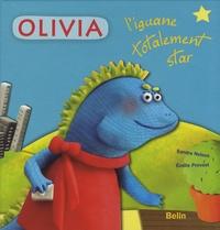Sandra Nelson et Emilie Provost - Olivia - L'iguane totalement star.