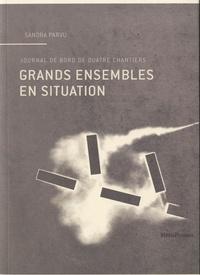 Histoiresdenlire.be Grands ensembles en situation - Journal de bord de quatre chantiers Image