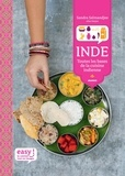 Sandra Salmandjee et Patrice Hauser - Inde - Toutes les bases de la cuisine indienne.